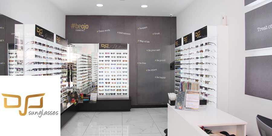 2b600e4081 Η OJO Sunglasses είναι ίσως η πιο επιτυχημένη αλυσίδα λιανικής πώλησης  γυαλιών ηλίου και οπτικών στην αγορά