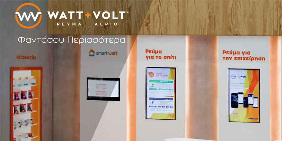 Wattvolt Header Franchising