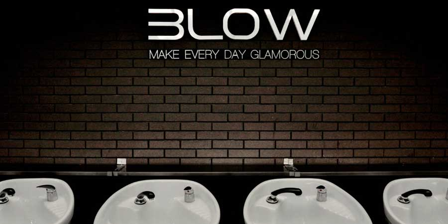 BLOW hair salons franchise