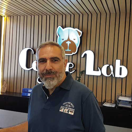 Antonopoulos Kostas Coffee Lab