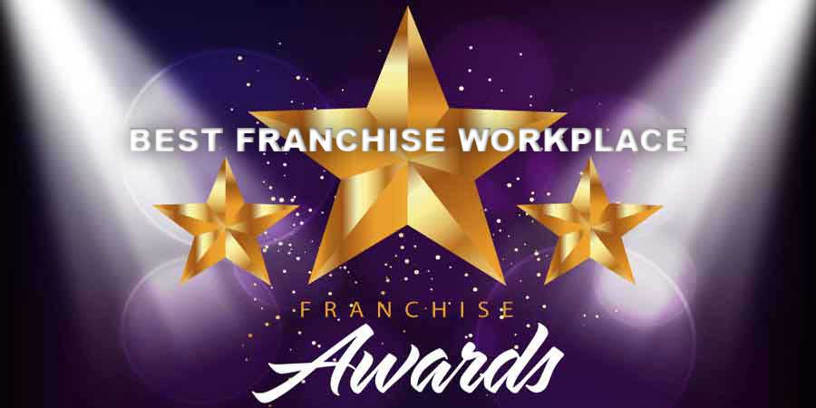 BEST FRANCHISE WORKPLACE