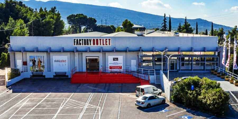 Factory Outlet Ag Stefanos