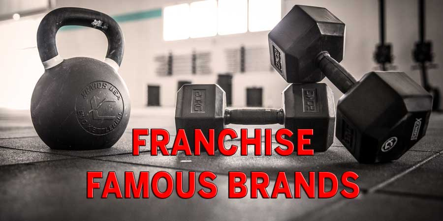 famous franchise brands